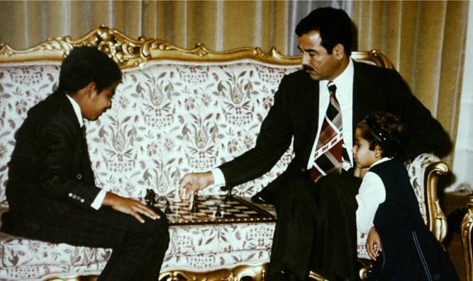 Mỹ trả bàn cờ quý hiếm của Saddam Hussein cho Iraq
