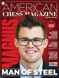 American Chess Magazine 2018