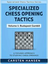 Specialized Chess Opening Tactics Vol 1 2017