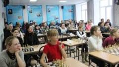 Giảng dạy cờ vua trong trường học ở Hy Lạp