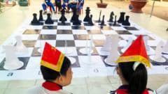 Giải cờ vua vận động cho học sinh tại huyện Tịnh Biên tỉnh An Giang 2021